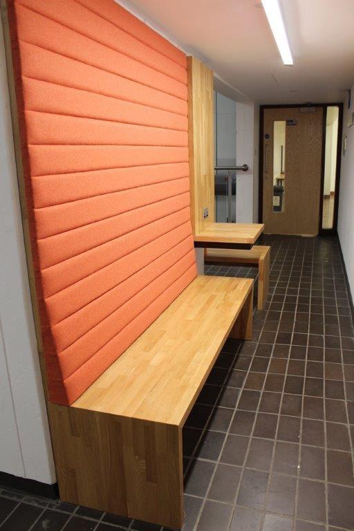 Bespoke Upholstered Bench